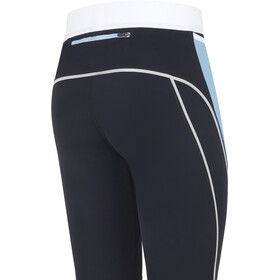 La Sportiva Pirr Pantalones Mujer, negro/azul